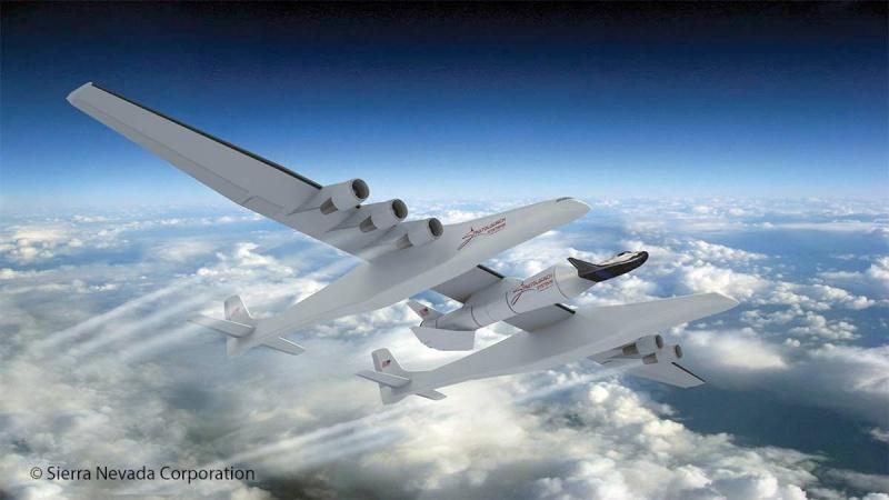 Dream Chaser Global Project de Sierra Nevada Corporation ( SNC ) Snc_dr11