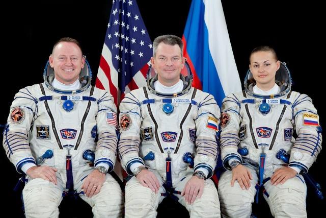 Soyouz TMA-14M (Expedition 41) - Lancement réussi - 25 septembre 2014 Soyuz-10