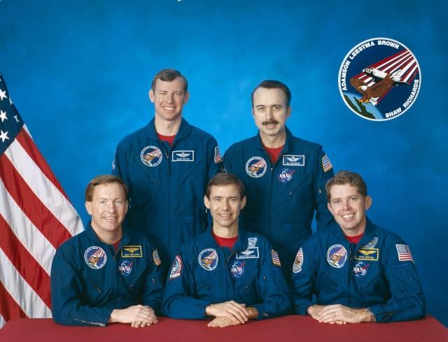 25ème anniversaire de la mission STS-28 Sts-2810
