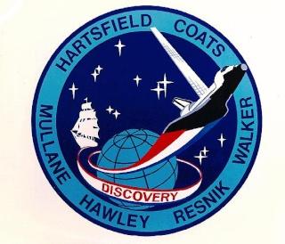 30ème anniversaire de la mission STS-41D / 1er vol de la navette spatiale Discovery Sts-4111