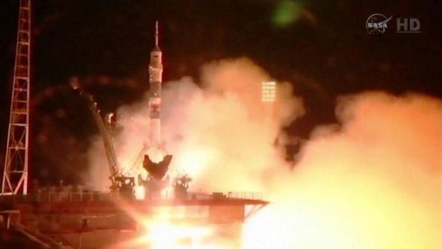 Soyouz TMA-14M (Expedition 41) - Lancement réussi - 25 septembre 2014 Tma-1410