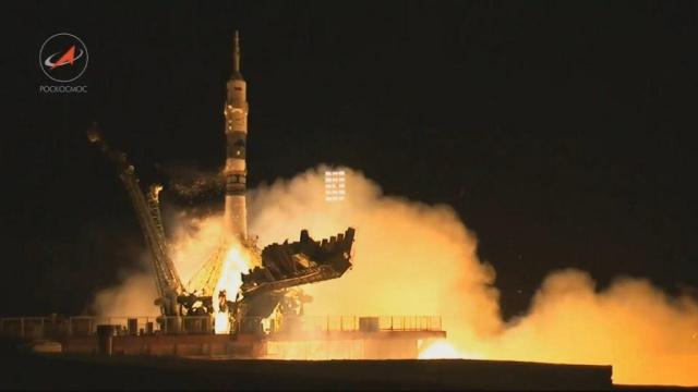 Soyouz TMA-14M (Expedition 41) - Lancement réussi - 25 septembre 2014 Tma-1411