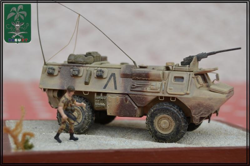 VAB Infanterie - 2° REI - Division Daguet  [Heller 1/72ème] Dsc_0111