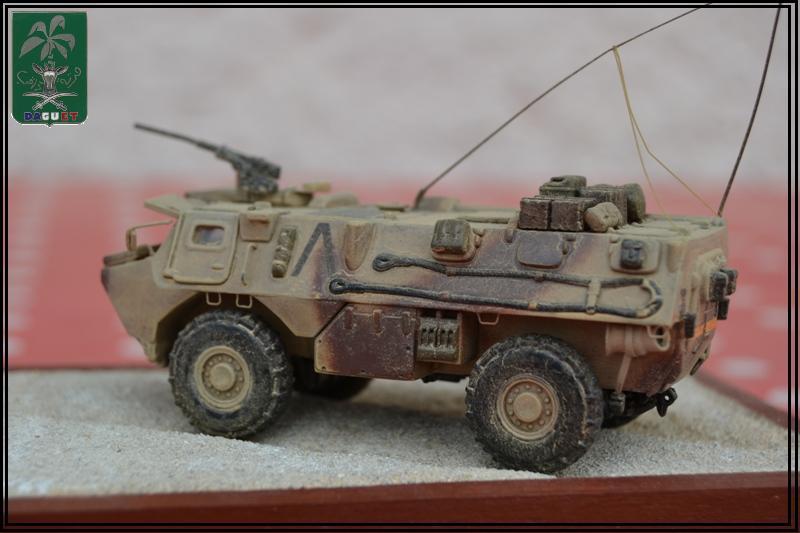 VAB Infanterie - 2° REI - Division Daguet  [Heller 1/72ème] Dsc_0114