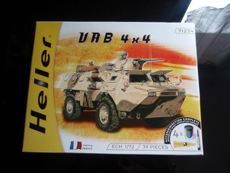 VAB Infanterie - 2° REI - Division Daguet  [Heller 1/72ème] Vab_da10