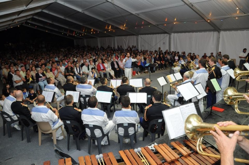 Concert de la Batterie Fanfare de la Garde Républicaine - 28 juin - Ste Marie de Gosse (40) 10492210