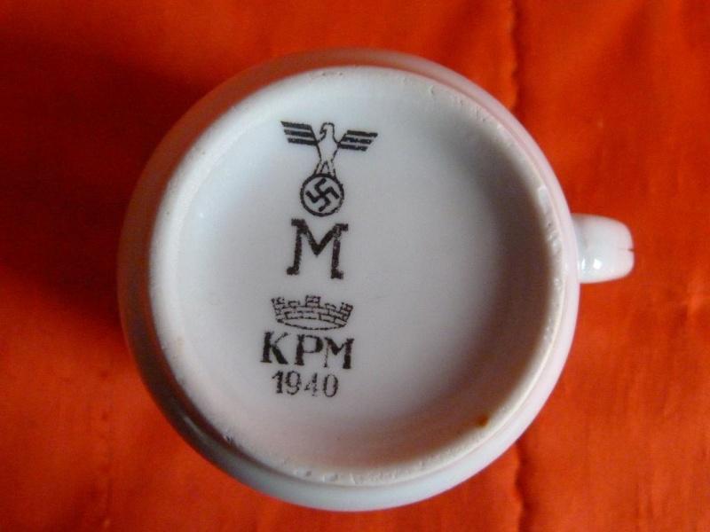 Kriegsmarine - Tasse et sous tasse P1040221