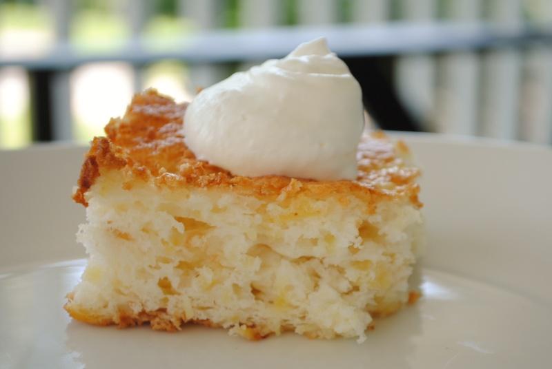 Gâteau des anges-ananas de Pax (aussi muffins WW) Dsc_0010