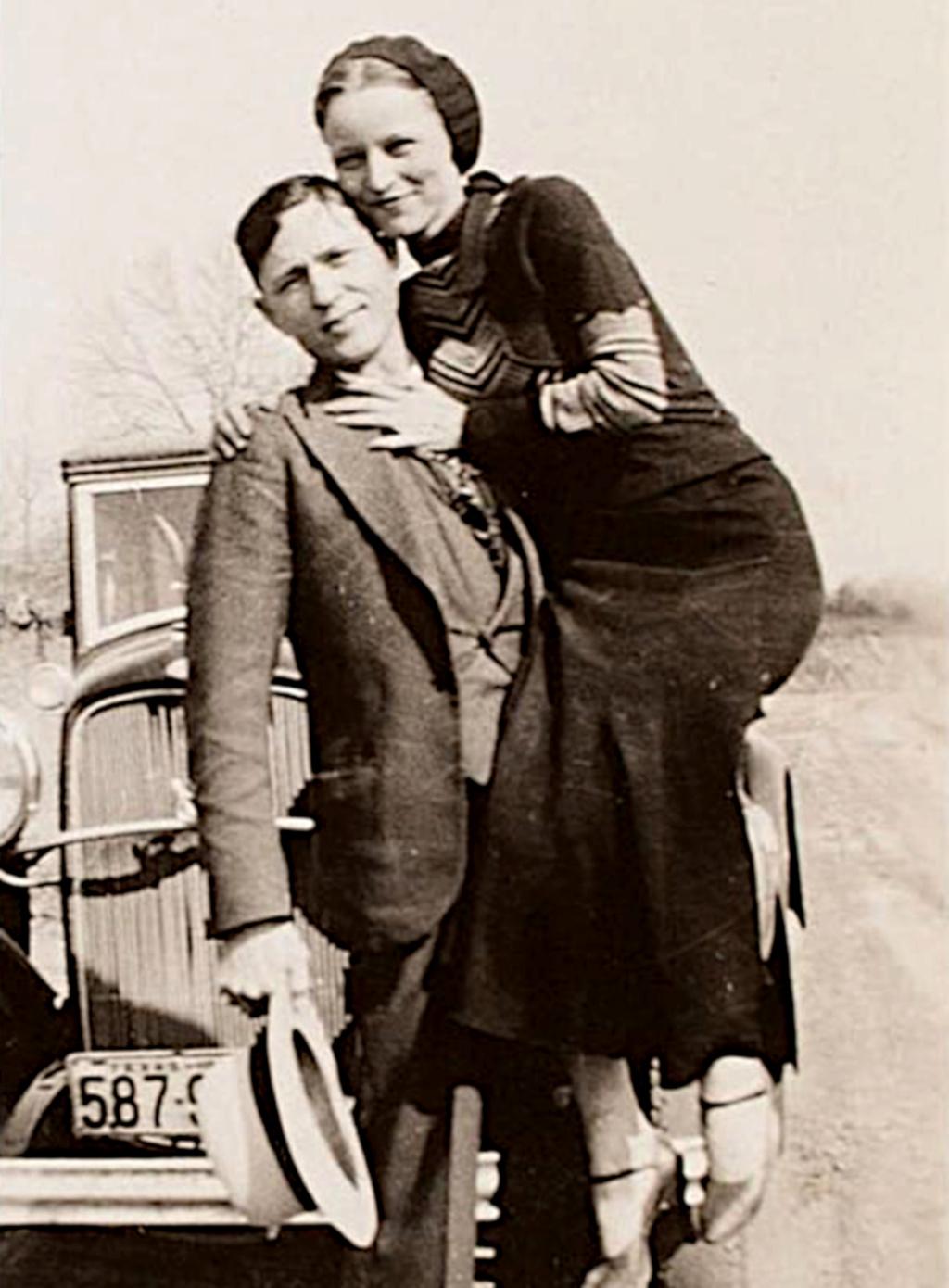Bonnie & Clyde Bonnie10
