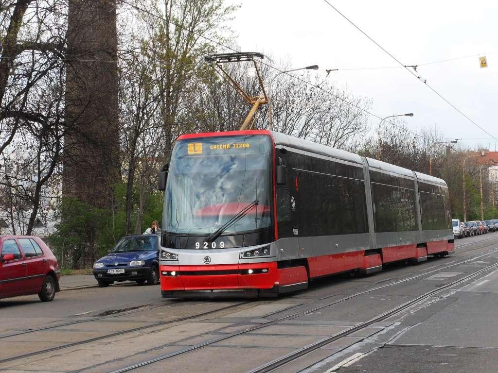 Skoda transports ... Praha_11