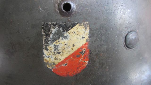 M35 DD Heer (complet) - décapé Casque14