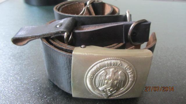 Boucle HJ + ceinture & baudrier - sans fabricant Img_2135