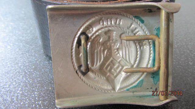 Boucle HJ + ceinture & baudrier - sans fabricant Img_2137