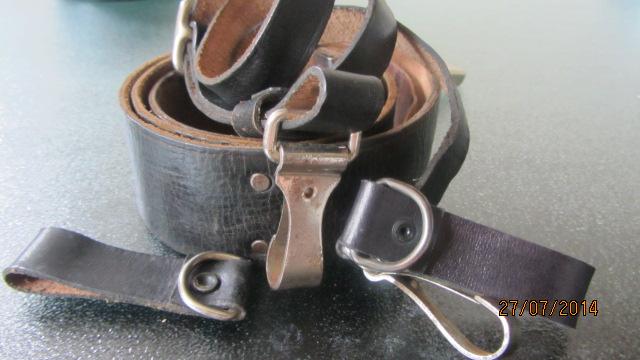 Boucle HJ + ceinture & baudrier - sans fabricant Img_2138