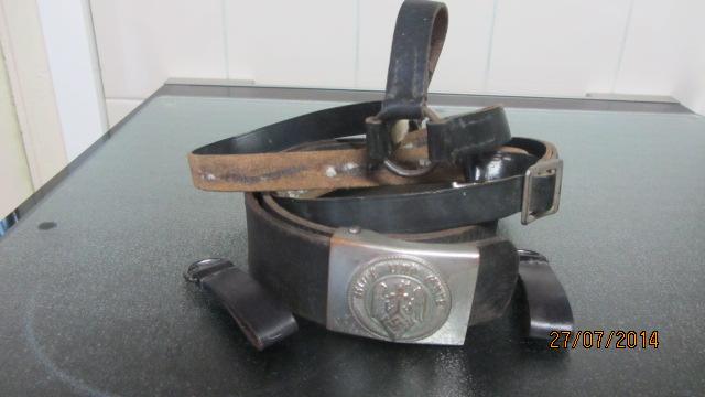Boucle HJ + ceinture & baudrier - RZM M4-27 (précoce) Img_2139