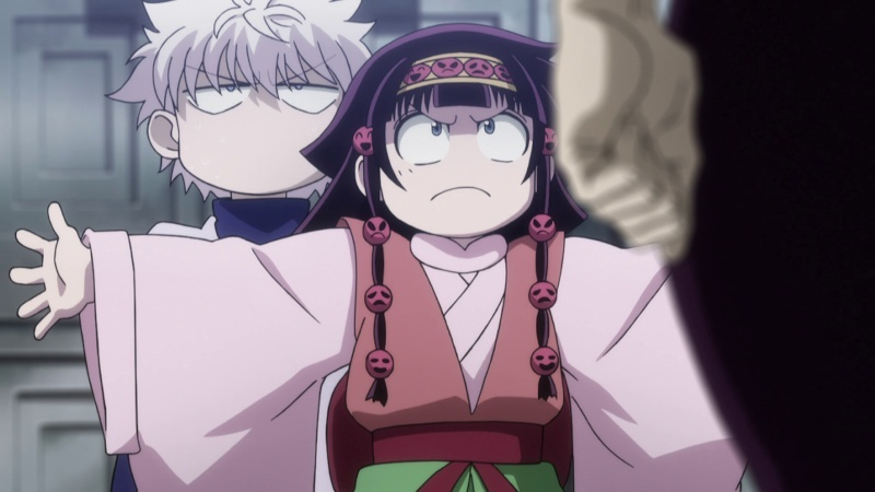 [Hunter X Hunter] Killua x Alluka Alluka11