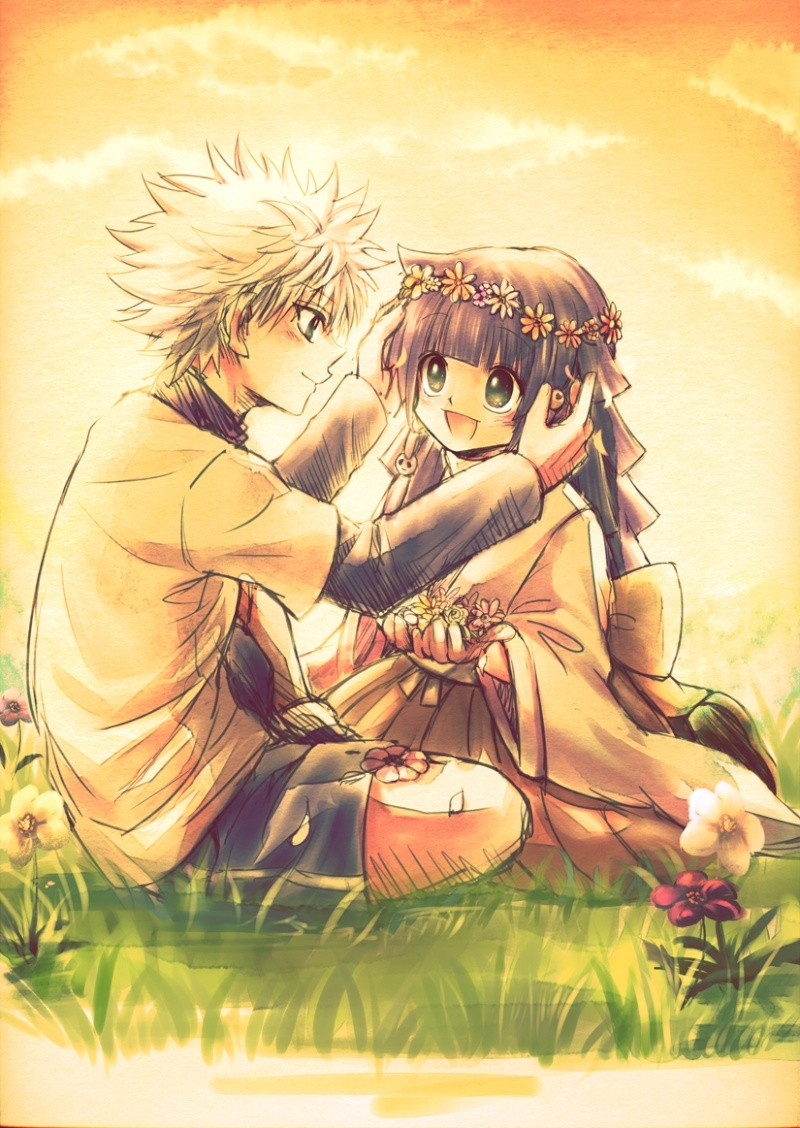 [Hunter X Hunter] Killua x Alluka Zoldyc17