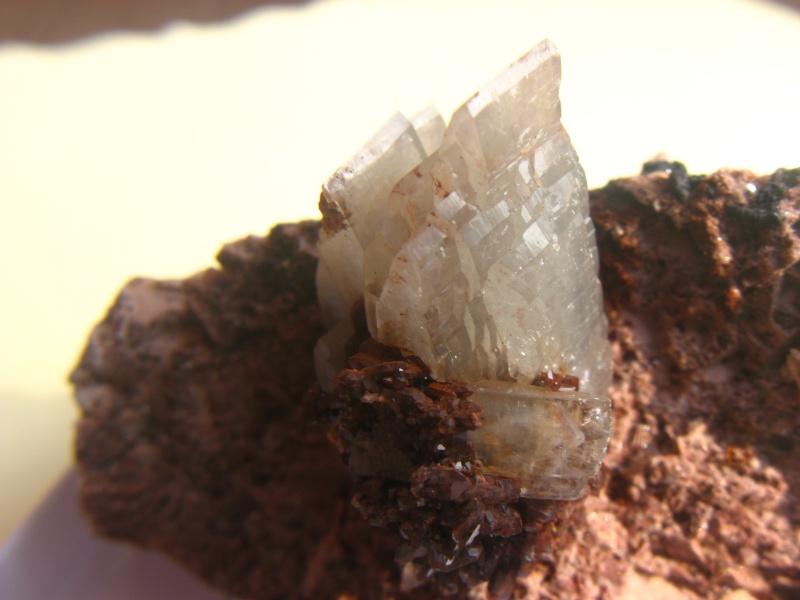 Différentes BARITES  de la mine CLARA 01510