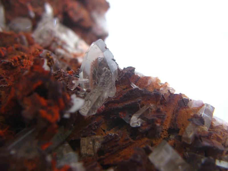 Différentes BARITES  de la mine CLARA 01515