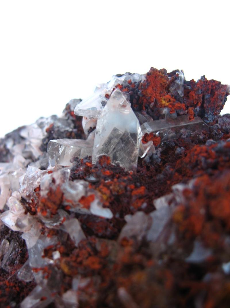 Différentes BARITES  de la mine CLARA 02311