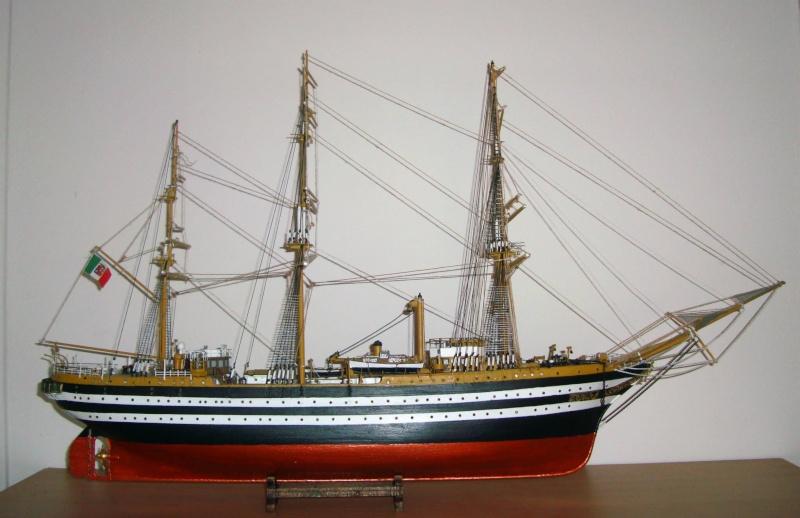 Amerigo Vespucci kit Mamoli 1/150 15317910