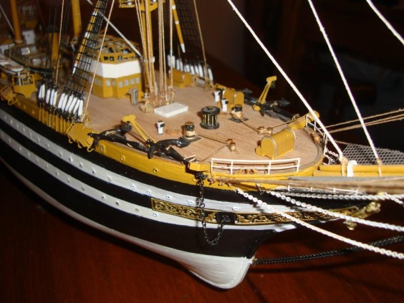 Amerigo Vespucci kit Mamoli 1/150 42960110