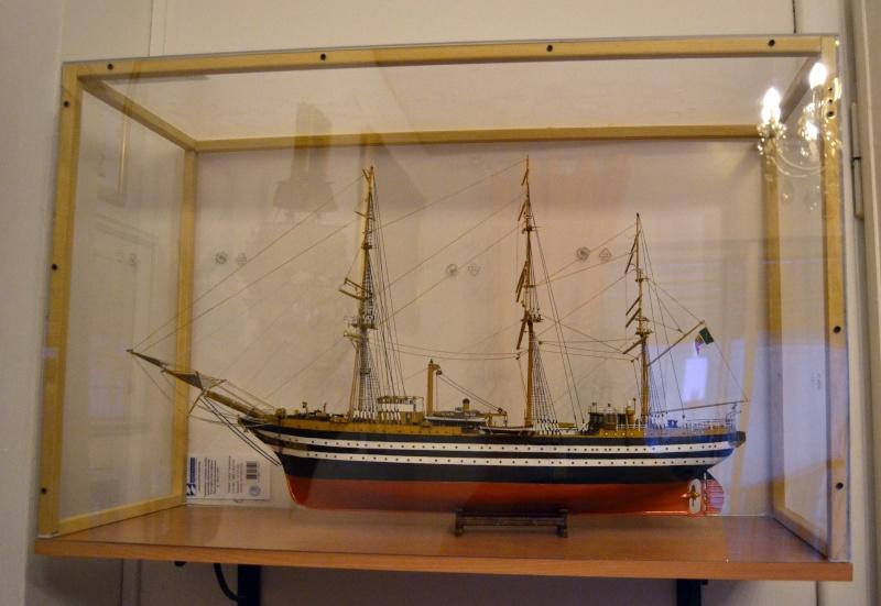 amerigo - Amerigo Vespucci kit Mamoli 1/150 Senza_11