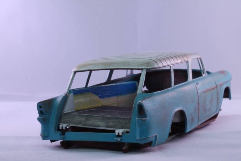 Chevrolet Nomad 1955  10472910