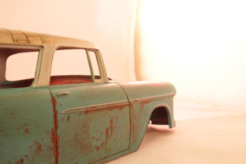 Chevrolet Nomad 1955  10639110