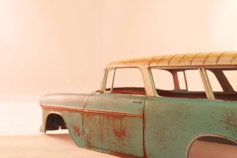 Chevrolet Nomad 1955  10676410