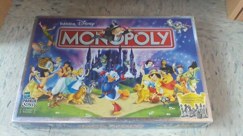 Objets Disney trouvés en brocante ou magasins de seconde main Win_2010