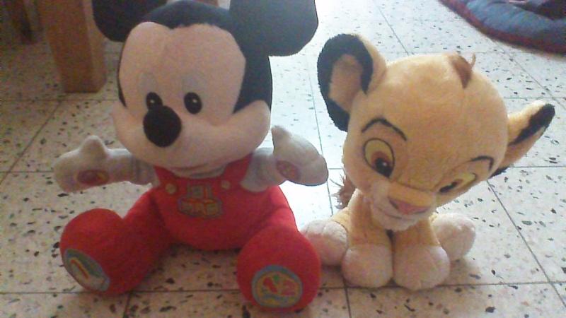 Objets Disney trouvés en brocante ou magasins de seconde main Win_2020