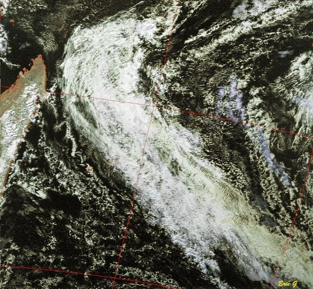 RECEPTION SATELLITES METEOSAT ET NOAA  Front_10