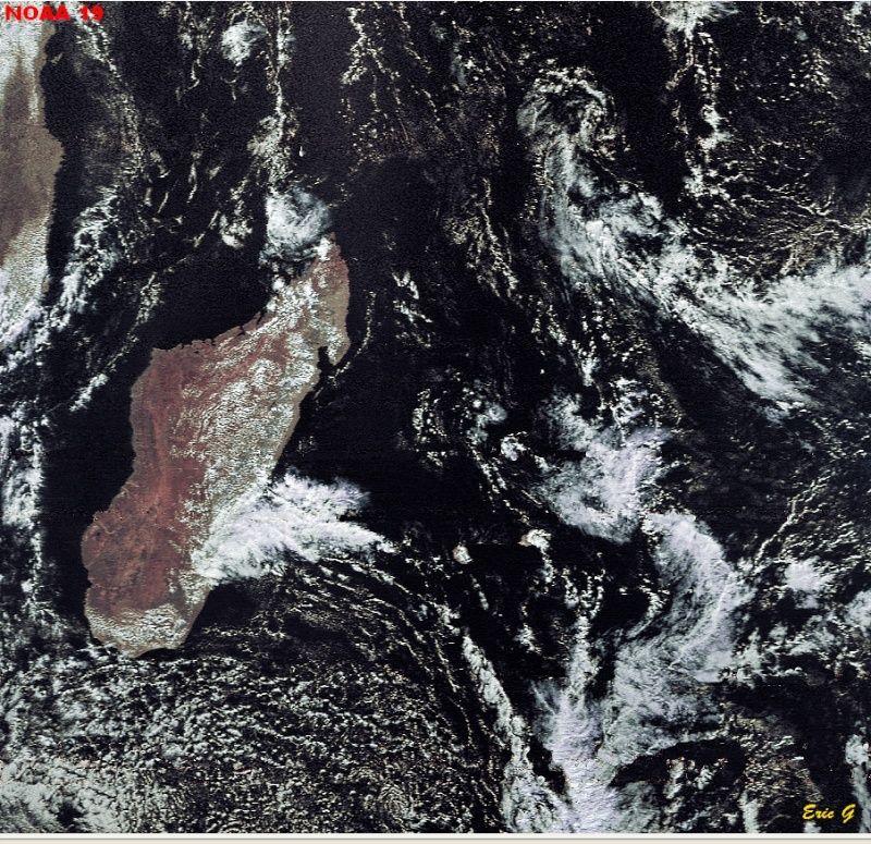 RECEPTION SATELLITES METEOSAT ET NOAA  Noaa_116