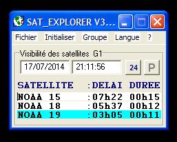 RECEPTION SATELLITES METEOSAT ET NOAA  Sat_ep10