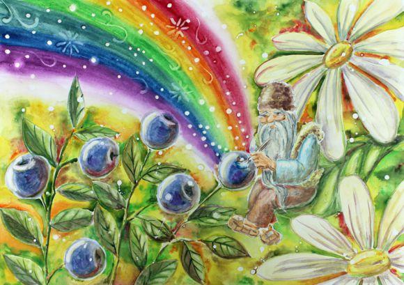 4 августа - День Марьи-суровицы: не ходите босиком по росе! Cherni10
