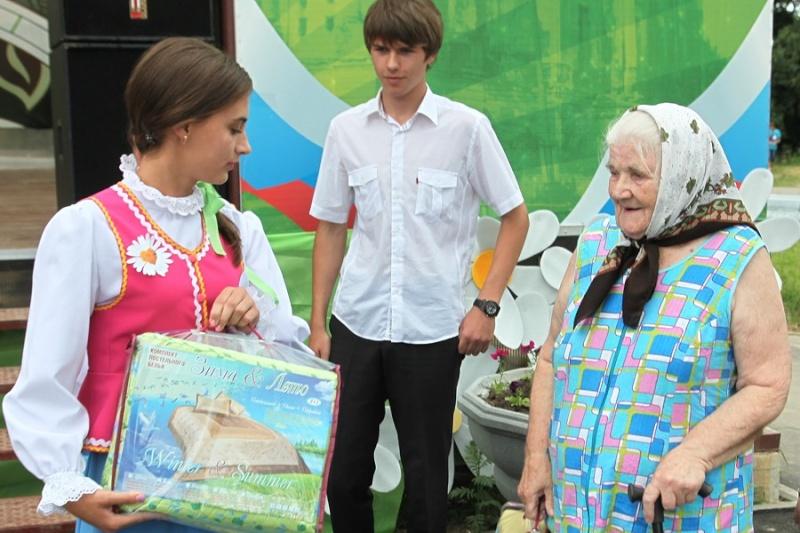День Райсемёновского отметили дружно  Raysem19