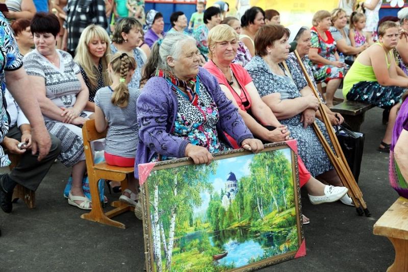 День Райсемёновского отметили дружно  Raysem20