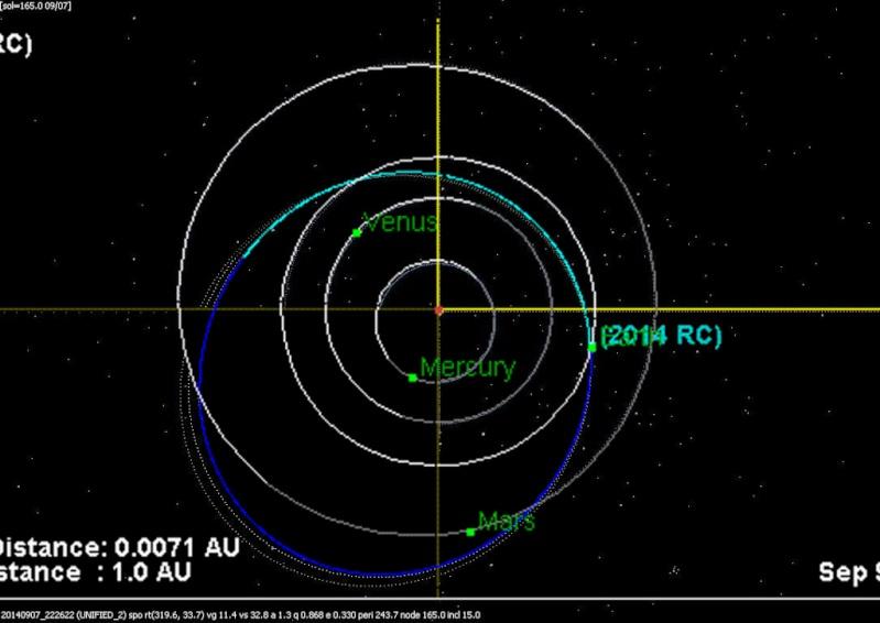 fireball 20140907 212622UT Orbita10