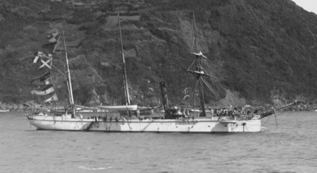 Vipère, canonnière de station de 1879 au 1/50 - Page 3 Escadr18