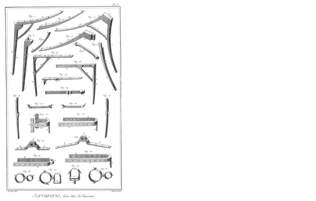 Le Soleil Royal au 1/48 par Michel Saunier - Page 21 Planch13