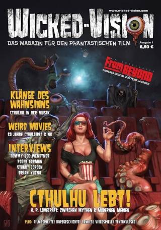 Wicked Vision - das Magazin Nr. 1 10836211