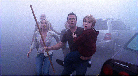 """Der Nebel""  (  The Mist, USA, 2007  ) 18mcgr11"