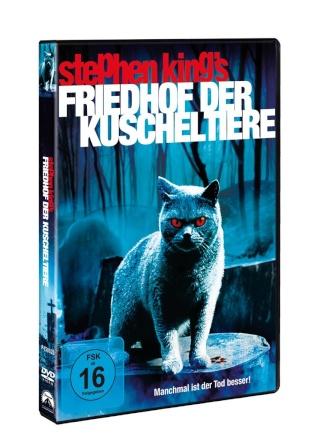 """""""Friedhof der Kuscheltiere""""  (  Pet Sematary, USA, 1989  ) Friedh11"""