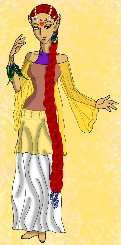 Vaeri's Colorings and Art Kaimet10