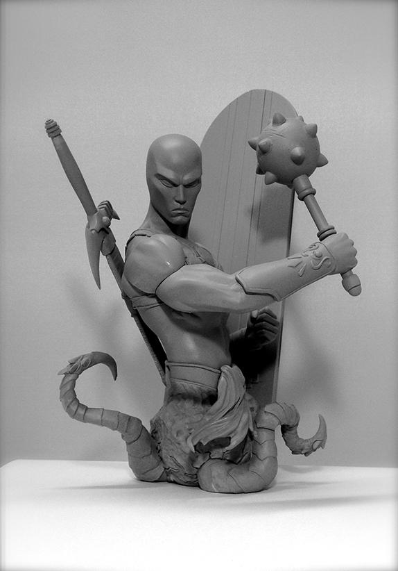 Buste Savage Silver (world war hulk) Img_2410