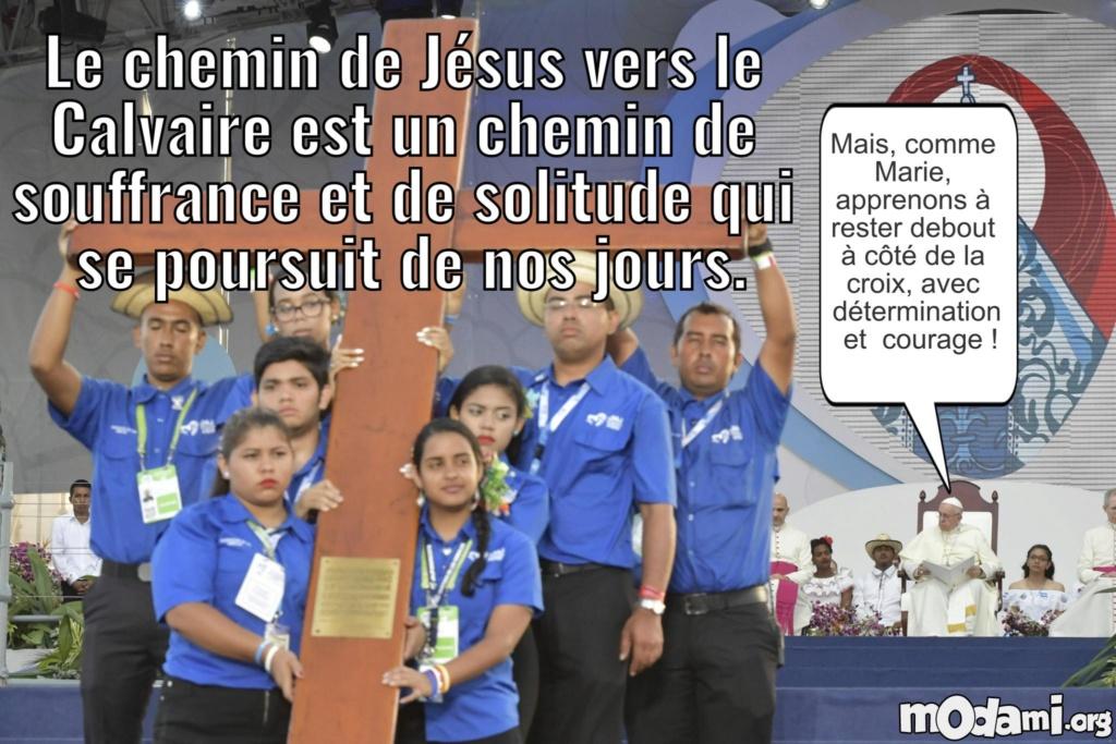 JMJ Panama 2019: Chemin de croix  3681910