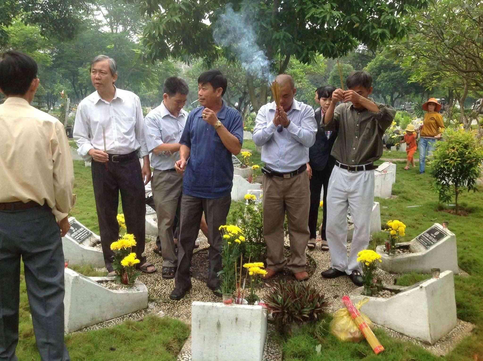 Hoạt động của CHVLQ2 khóa VII trong ngày Thương binh Liệt sĩ 27/07/2014 01310