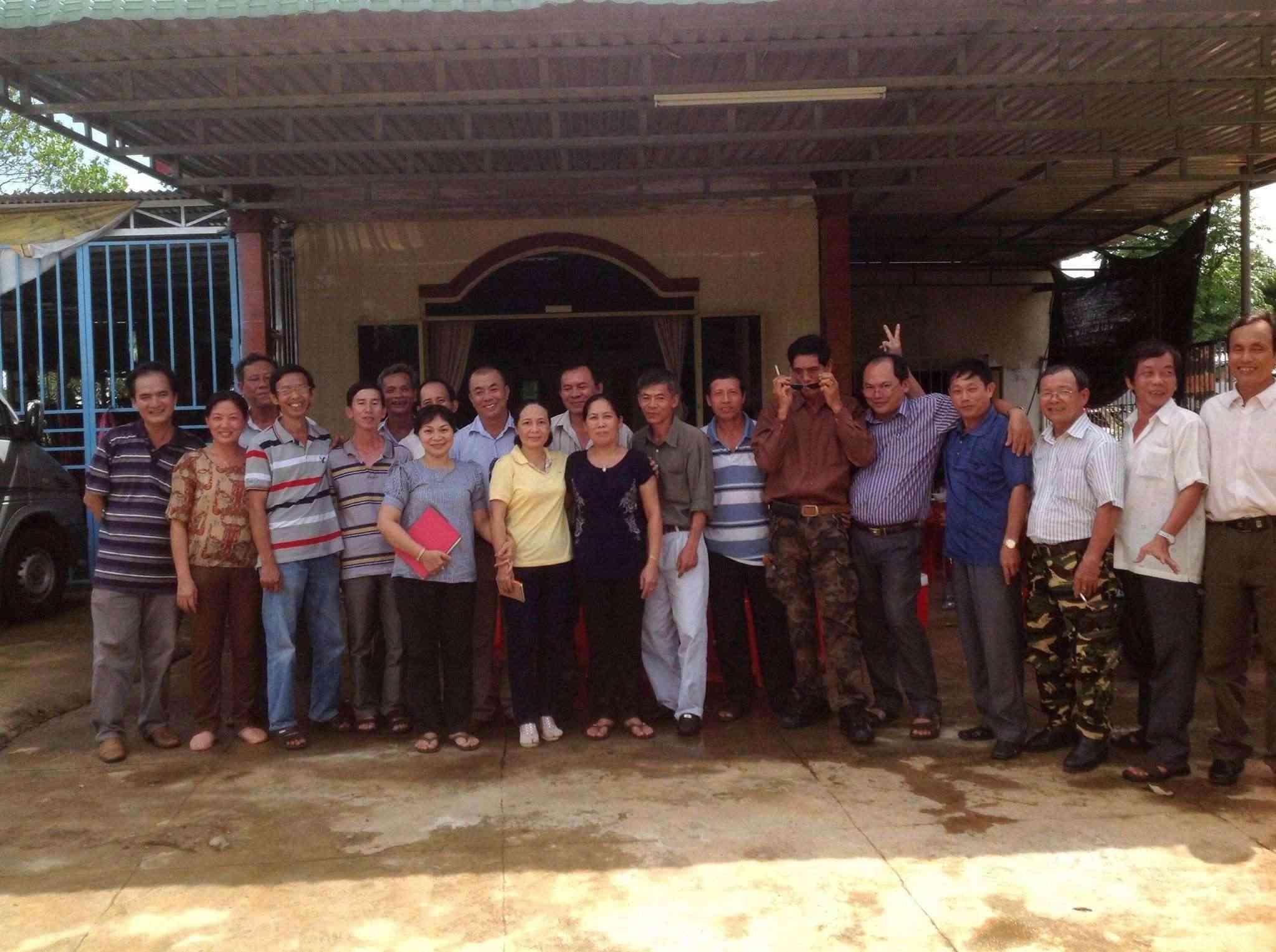 Hoạt động của CHVLQ2 khóa VII trong ngày Thương binh Liệt sĩ 27/07/2014 02010