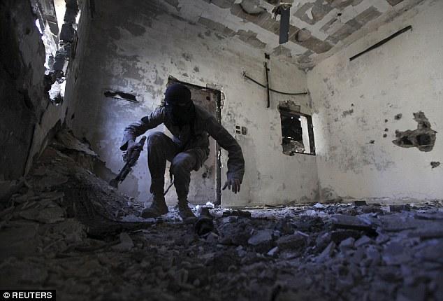 Tình hình Syria cập nhật 14132710